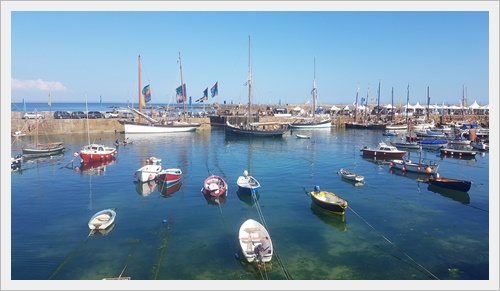 Mousehole Sea Salts and Sail