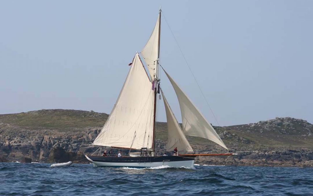 Why choose Amelie Rose for your cruise to the Isles of Scilly?