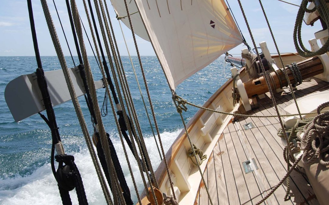 Want to do RYA Coastal Skipper on a Proper Boat?
