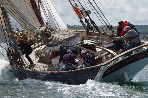 7 Great Reasons to do Your Competent Crew Aboard a Traditional Boat