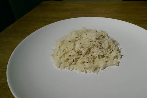From the Galley: Idiot-Proof Rice