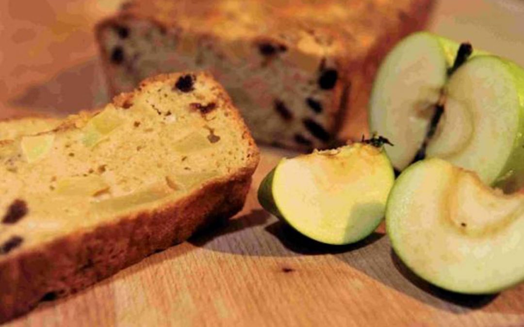 Amelie Rose's Dorset Apple Cake