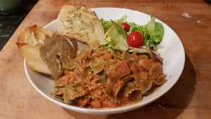 Amelie Rose's Mushroom and Walnut Bolognaise